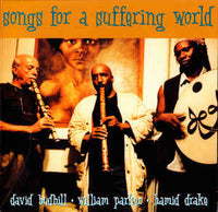 HAMID DRAKE - SONG FOR A SUFFERING WORLD - BOXHOLDER - 44 CD