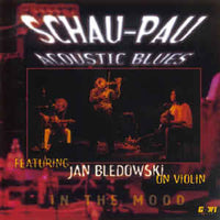 JAN BLEDOWSKI - ACOUSTIC BLUES - GOWI - 505 - CD