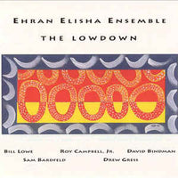 Ehran Elisha Ensemble - The Lowdown - CIMP 210