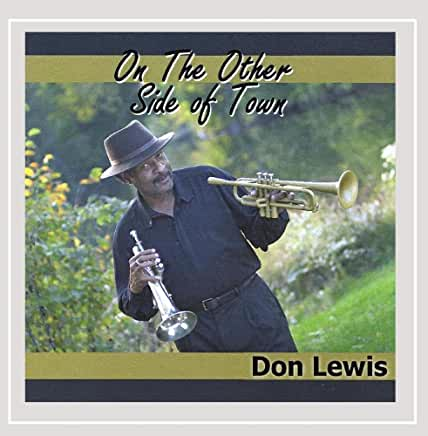 DON LEWIS - ON THE OTHER SIDE OF TOWN - LTOWN 9846 CDR