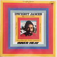 Dwight James - Inner Heat - Cadence Jazz 1014 LP