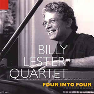 BILLY LESTER - FOUR INTO FOUR - COPPENS - 3003