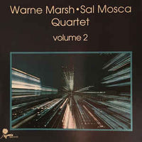 WARNE MARSH - SAL MOSCA - 4TET - At the Village Vanguard Vol 2 - ZINNIA - 104 CD