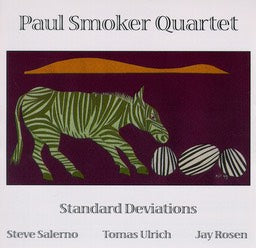 Paul Smoker Quartet - Standard Deviations - CIMP 186