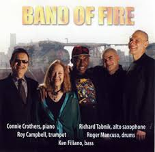 Connie Crothers - Band of Fire - New Artists 1050 CD