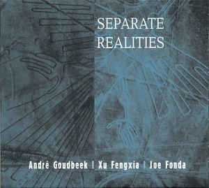ANDRE GOUDBEEK - SEPARATE REALITIES - DEWERF - 43
