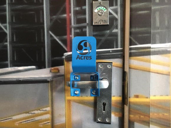 Arm Operated Door Handle Attachment