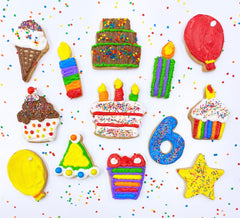 It's Your Birthday Cookie Decorating Kit