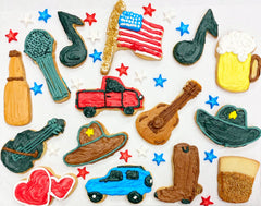 Country Music Cookie Decorating Kit