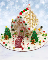 Christmas Cookie House Decorating Kit