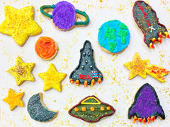 Space Force Cookie Decorating Kit