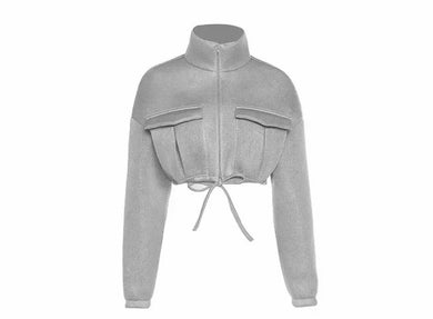 North Crop Jacket