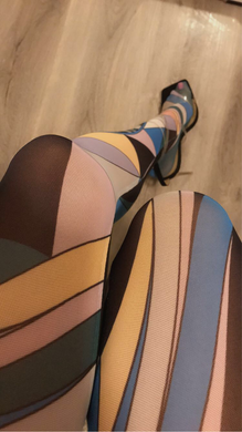 Pucci Stockings