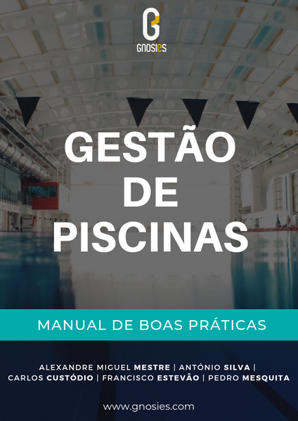 Swimming Pool Management - Manual of Good Practices