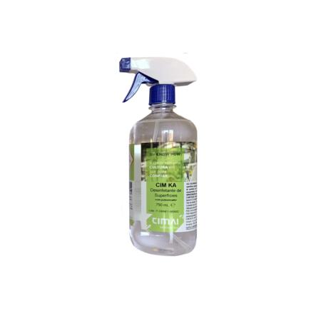 CIM KA - Disinfectant for surfaces