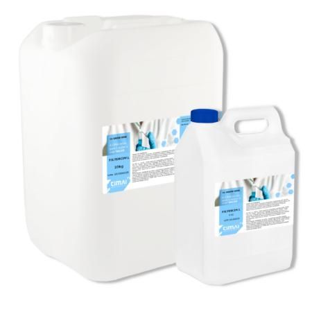 FILTERCIM L - Descaler and disinfectant for sand filters