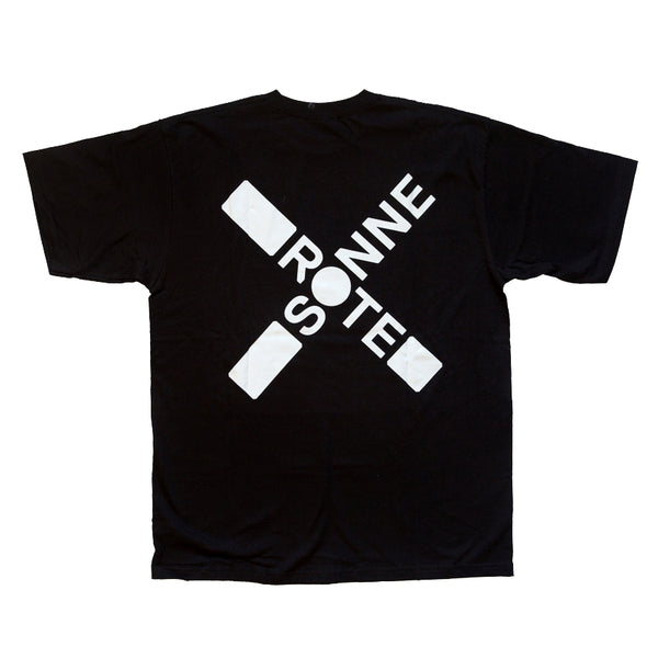RS: LOGO T BLACK