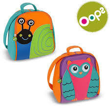 Oops Snail Soft Backpack - RedHill Childrenswear