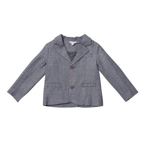FOX AND FINCH Dressy Textured Blazer/ Jacket - RedHill Childrenswear