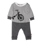 FOX & FINCH Portland Bicycle Romper