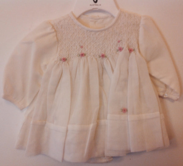 Korango Smocked Dress - RedHill Childrenswear