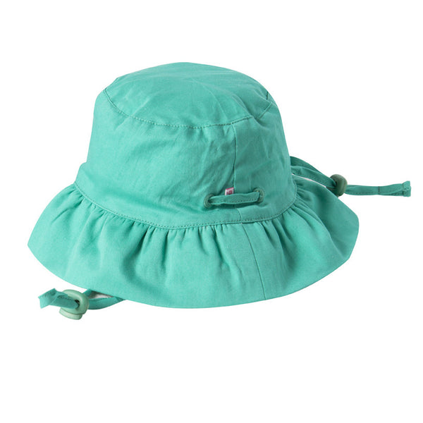 BEBE Lexie Turquoise Sunhat - RedHill Childrenswear