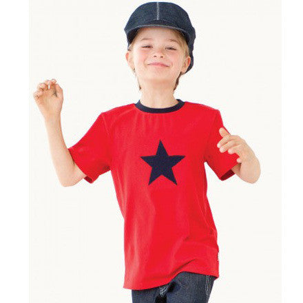 Eternal Creation Summer Red Star Tee - RedHill Childrenswear
