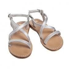 Hiawatha Criss Cross Sandal - RedHill Childrenswear