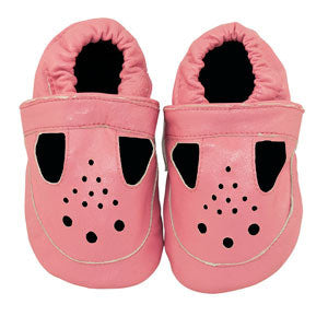 Cheeky Little Steps Perfect Pink Shoes - RedHill Childrenswear