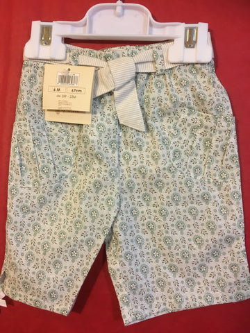 Baby Girls Floral Shorts - RedHill Childrenswear