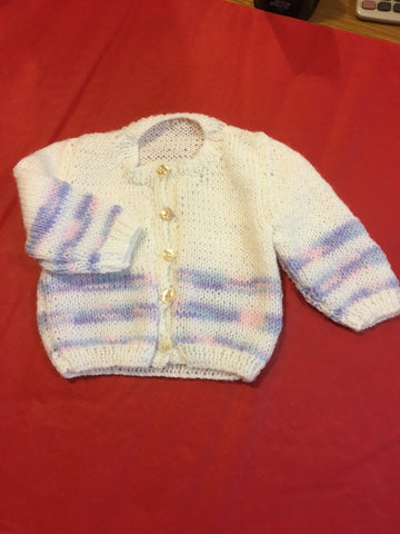 Handmade Knit Jacket - RedHill Childrenswear