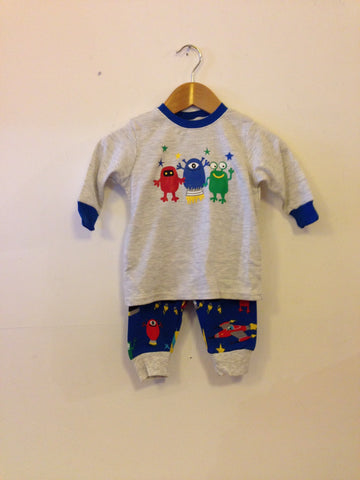 Under Cover Crew JNR Boys Rocket Pyjamas - RedHill Childrenswear