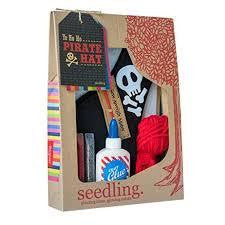 Seedling Yo Ho Ho Pirate Hat Kit - RedHill Childrenswear