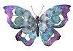 Darlin Butterfly Wall Art - RedHill Childrenswear