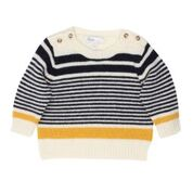 Bebe Mac Multi Stripe Jumper