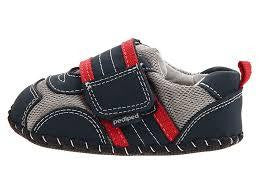 Pediped Adrian Navy Leather Shoe - RedHill Childrenswear