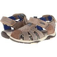 Beeko Bernie Brown Sandal - RedHill Childrenswear