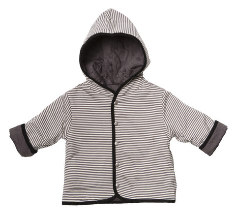 BEBE Nolan Reversible Soft Padded Jacket - RedHill Childrenswear