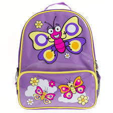 Bugzz Butterfly Backpack - RedHill Childrenswear