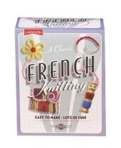 Lagoon French Knitting Kit - RedHill Childrenswear