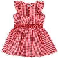 KORANGO Red Ruffle Dress - RedHill Childrenswear