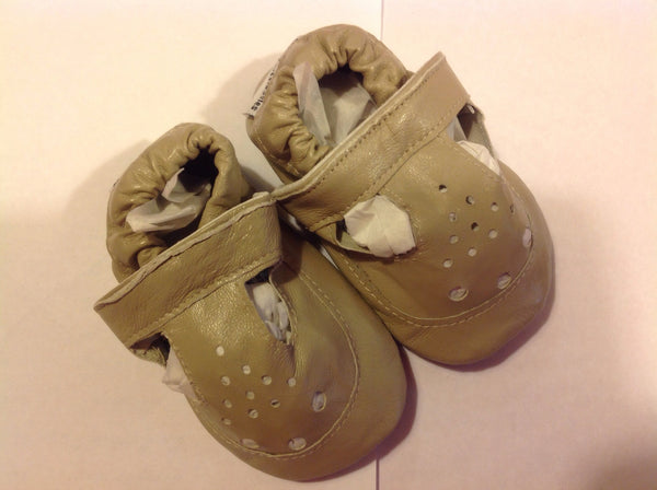 Cheeky Little Steps Latte Shoes - RedHill Childrenswear