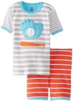 Petit Lem Boys Short Baseball Pyjamas - RedHill Childrenswear