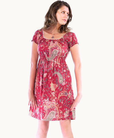 Eternal Creation Summer Ladies Shiraz Dress - RedHill Childrenswear