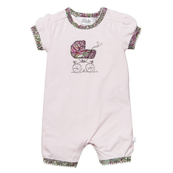 Liberty Romper - RedHill Childrenswear