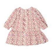 Fox & Finch San Fran Ikat Print Dress - RedHill Childrenswear