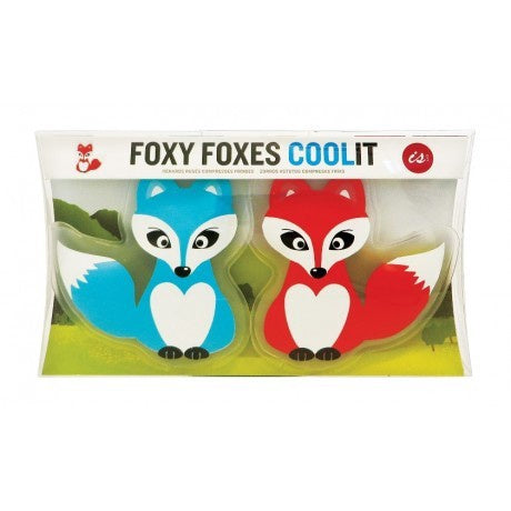 Foxy Foxes Cool it