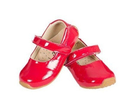 Skeanie Mary Jane Red Shoes - RedHill Childrenswear