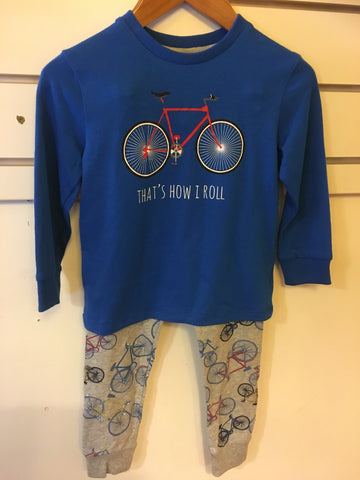 Under Cover Crew Bike knit Pyjamas