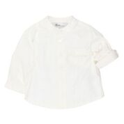 Bebe Edmond Half Knit LS Shirt